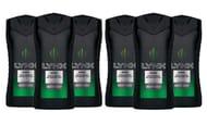 Six-Pack of Lynx Shower Gel 250ml