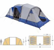 8 Person INFLATABLE Tent