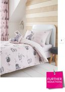 Catherine Lansfield Woodland Friends Easy Care Duvet Cover Set