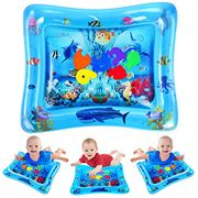 Kid Inflatable Tummy Time Water Play Mat