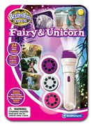 Brainstorm Toys Fairy and Unicorn Torch and Projector Only £5.99