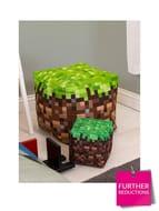 Minecraft Build Bean Cube
