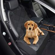 Zellar Universal Nonslip Pets Dogs Car Front Seat Cover Protector