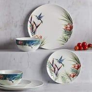 Hummingbird 12 Piece Dinner Set