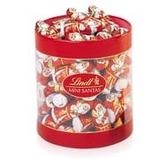 Lindt Christmas Chocolate Santa Drum 670g