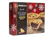 HALF PRICE - Walkers Luxury Spiced Orange and Cranberry Mince Pies