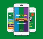 Free Coffee and Sides When You Sign up to the Subway App