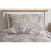 Wilko Fern Duvet Set Single