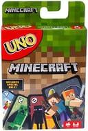 35% off Mattel Uno Minecraft Card Game