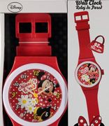 Minnie Mouse Wall Clock, Only £4.00!