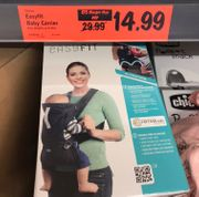 Easy Fit Baby Carrier Available in Store in Lidl