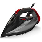 Philips Azur Steam Iron with 250g Steam Boost, 2600W and SteamGlide Soleplate