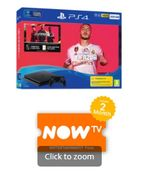 500GB PLAYSTATION 4 with FIFA 20 and NOW TV Only £249