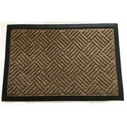 Small Brown Barrier Door Mat 40cm X 60cm - Reserve FREE & Pay in Store