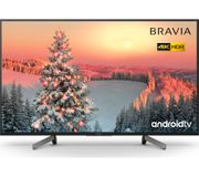 """*SAVE £100* SONY BRAVIA 49"""" Smart 4K Ultra HD HDR LED TV with Google Assistant"""