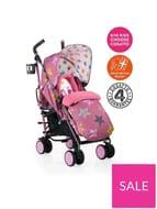 Cosatto Supa Stroller - Happy Stars - Save £50!