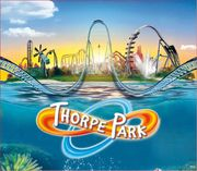 40% Off Thorpe Park Tickets + Overnight Stay from £32.50pp - LAST CHANCE!
