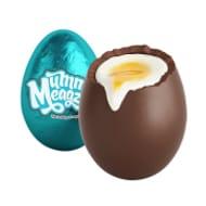 Mummy Meagz Vegan Chuckie Egg (Vegan Creme Egg plus Palm Oil Free!)