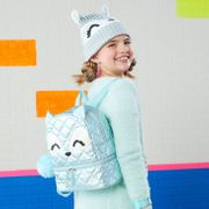 Trixie the Fox Mini Backpack - Mint