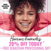 Lookfantastic - 20% off Haircare + FREE Full Size Gift