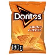 Doritos Tangy Cheese Tortilla Chips 180G - Save £1!