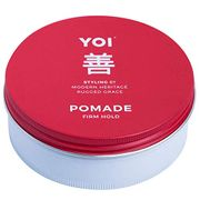 YOI Hair Pomade with Strong Hold Gloss Finish | Fragrance Free (100ml)