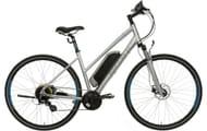 "*SAVE £224* Carrera Crossfire-E Womens Electric Hybrid Bike - 16"", 18"" Frames"