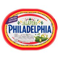 Philadelphia Jalapeno Soft Cheese Only £1