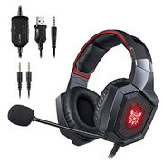 50% off ONIKUMA Gaming Headset K8 3.5mm Stereo Sound £12.99