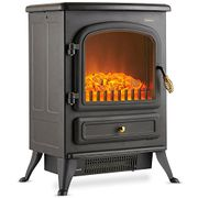 VonHaus Electric Stove Heater with Log Burner Flame Effect **4.5 STARS**