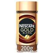 Cheap Nescafe Gold Blend Coffee 200G, reduced by £3.49!