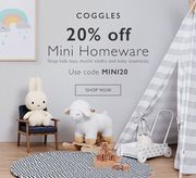 20% off Baby Essentials with Voucher Code at Coggles