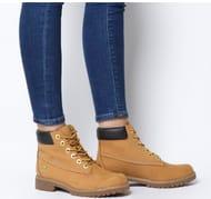 Slim Premium 6 Inch BootsWheat Timberland