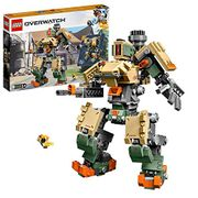 Cheap LEGO 75974 Overwatch Bastion Toy with Ganymede Figure, Only £41.24!