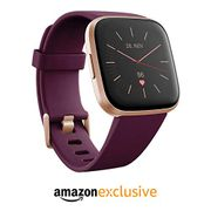 Fitbit Versa 2 Health & Fitness Smartwatch with Voice Control, Sleep Score