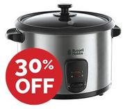 Russell Hobbs Rice Cooker and Steamer, 1.8 Litre