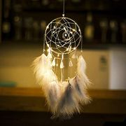 Hanging Dream Catcher with LED Lights Only £3.99