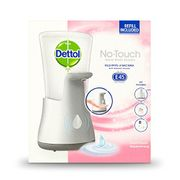 Best Ever Price! Dettol No Touch Hand Wash System, Lotus Flower 250 Ml
