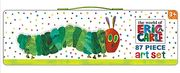 The Very Hungry Caterpillar 87 Piece Art Set - Only £3.75 with Code!