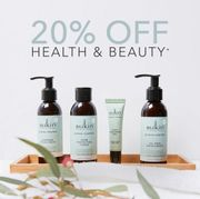 Natural Collection - 20% off Organic & Natural Beauty