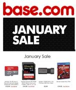 Base.com January Sale