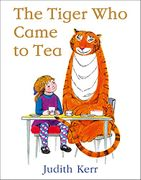 The Tiger Who Came to Tea - Special Edition **4.8 STARS**
