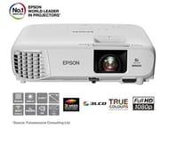 Epson EB-U05 3LCD, Full HD, 3400 Lumens, 300 Inch Display, Projector
