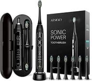 Sonic Toothbrush, ATMOKO True 40,000VPM Electric Toothbrush