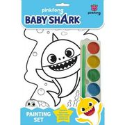Baby Shark Painting Set down to 99p