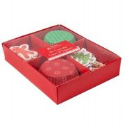 Pack of 30 Cupcake Case & Toppers