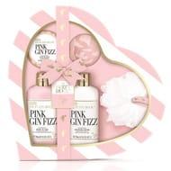 Baylis & Harding Fuzzy Duck Pink Gin Fizz Heart Gift Set HALF PRICE