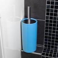 Ceramic Bathroom Toilet Brush & Holder