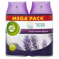 Air Wick Freshmatic Max Lavender Meadow Refill 2 X 500ml