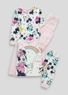 Bargain! Kids 2 Pack Minnie and Mickey Pyjamas at MATALAN